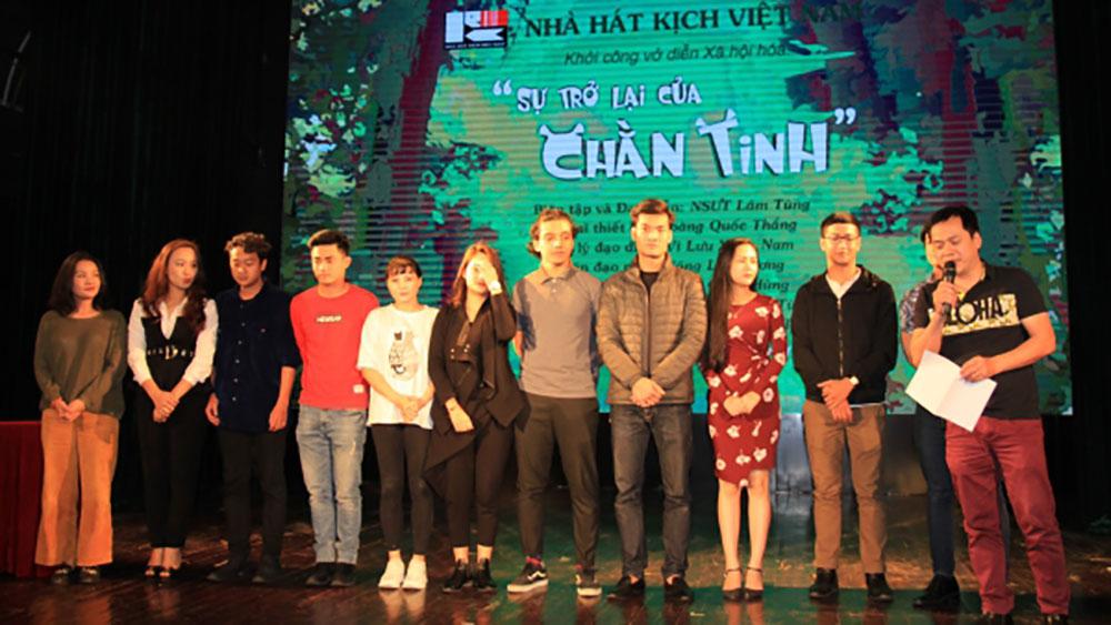 Nhà hát kịch Việt Nam 'trình làng' lứa đạo diễn mới